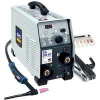 GYS GYS TIG 200 DC HF FV TIG Inverter Welder 200Amp  110V 230V