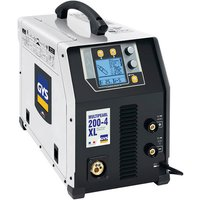 GYS GYS Multi-Pearl 200.4XL Multi-Process 1ph Dual Voltage MIG/TIG/MMA 200Amp