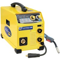 GYS GYS Easymig 150 Portable Multi Process Inverter Welding Machine MIG TIG MMA 140Amp