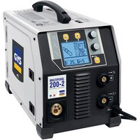 GYS GYS MULTIPEARL 200-2 Portable Dual Voltage 110V/230V Inverter MIG Welder