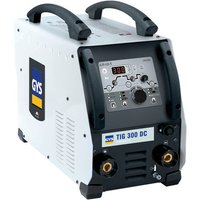GYS TIG 300L DC HF Industrial Inverter TIG Welder 300Amp (400V)