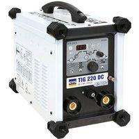 GYS TIG 220 DC HF Industrial Inverter TIG Welder 220Amp  (230V)