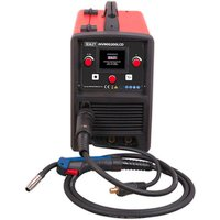 Sealey Sealey INVMIG200LCD Inverter Welder MIG, TIG and MMA 200Amp with LCD Screen