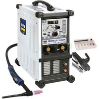 GYS GYS PROTIG 201L AC/DC Water Cooled TIG Welding Machine Complete with Torch and Accessories