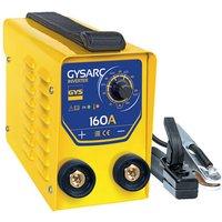 GYS GYS GYSARC 160 MMA (Arc) Inverter Welder 160Amps (230V)