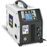 GYS GYS Multipearl 210.4XL Multiprocess 110V/230V MIG/TIG/MMA 200Amp Welding Machine