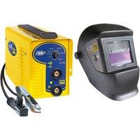 GYS GYS Bundle GYSMI 200 P Inverter MMA   Helmet LCD 11
