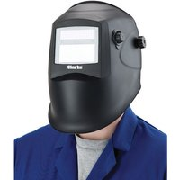 Clarke Clarke GWH1 Grinding/Arc Activated Solar Powered Welding Headshield