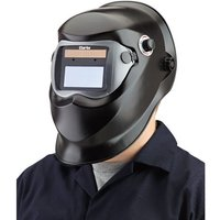 15  Off Weekend Clarke GWH4 Black Arc Activated Solar Powered Grinding Welding Headshield