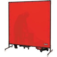 Clarke Clarke WSC1 Heavy Duty Welding Screen & Frame