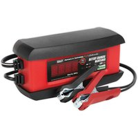 Machine Mart Xtra Sealey SPI3S Intelligent 3Amp 12V Lithium Battery Charger