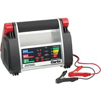 Clarke Clarke HFBC12/24 High Frequency Battery Charger (230V)