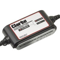 New Clarke CB03-12 2A Auto Battery Charger/Maintainer – 3 Stage