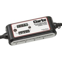 Clarke Clarke CB09-6/12 4A Auto Battery Charger/Maintainer 9 stage