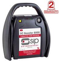 SIP SIP 12V SC 8000 Capacitor Starter/Booster