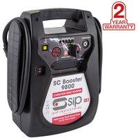 SIP SIP 12V SC 9800 Batteryless Capacitor Booster