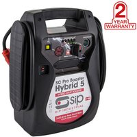 SIP SIP 12V SC Professional Hybrid 5 Booster