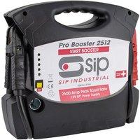 SIP SIP 12V 2512 Professional Battery Booster
