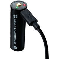 Nightsearcher Nightsearcher Rechargeable Battery with Built-in Micro USB Charger
