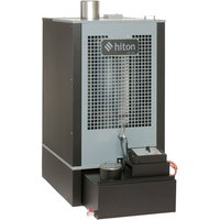Click to view product details and reviews for Clarke Hiton Hp145 143 000 Btu 42kw Waste Oil Heater W Flue Kit.