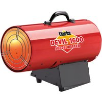 Click to view product details and reviews for Clarke Clarke Devil 1600 Propane Fired Space Heater.