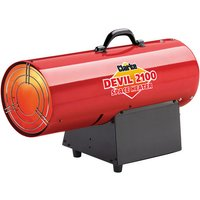 Click to view product details and reviews for Clarke Clarke Devil 2100 Propane Fired Space Heater.
