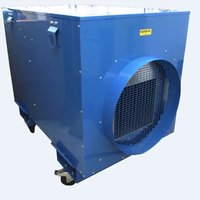 Broughton Broughton FF42 42kW Electric Fan Heater with 500mm spigot  400V
