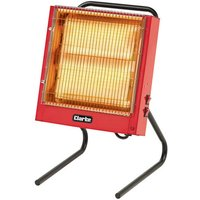 Click to view product details and reviews for Clarke Clarke Devil 350 24kw Ceramic Heater 230v.