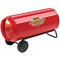 Click to view product details and reviews for 110 Volt Clarke Devil 3150 Propane Fired Space Heater.