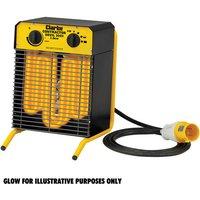 Clarke Clarke Devil 3003 2.8kW Electric Fan Heater (110V)