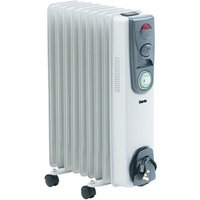 Clarke Clarke 2kW Oil Filled Radiator With Timer   OFR 9 200