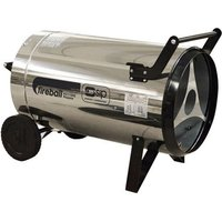 SIP SIP Professional Fireball 3711DV Propane Heater