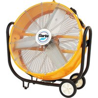110Volt Clarke CAM110 30  Drum Electric Fan  110V
