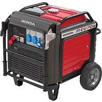 Honda Honda Eu70is 7kw Inverter Generator