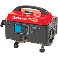 Clarke Clarke G1200 4 Stroke Petrol Generator