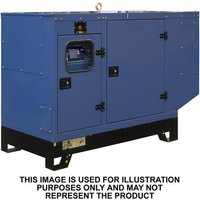 John Deere John Deere Jd40amfc 40kva Water Cooled Generator Canopied