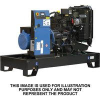 John Deere John Deere Jd100eso 100kva Water Cooled Generator Open