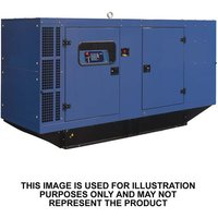 Volvo Volvo V250amfc 250kva Water Cooled Generator Canopied