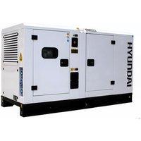 Hyundai Hyundai DHY45KSE 45kVA 3 Phase Diesel Generator 230V