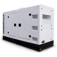 Hyundai Hyundai DHY85KSE 85kVA Diesel Generator 230V   400V