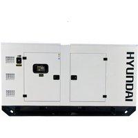 Hyundai Hyundai DHY125KSE 125kVA Diesel Generator 230V   400V