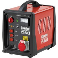 400 Volt 3 Phase Clarke PC 60   5 5hp Phase Converter
