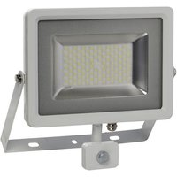 Nightsearcher Nightsearcher 50w Slimstar Led Floodlight With Pir
