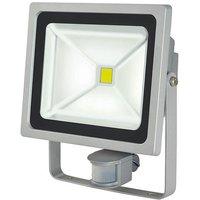 Machine Mart Xtra Brennenstuhl Chip LED Light L CN 150 PIR IP44 with PIR sensor 50W