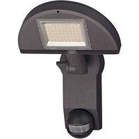 Brennenstuhl Brennenstuhl LH8005 Premium City 40W LED Spot Light with PIR  Black