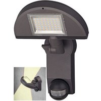 Brennenstuhl Brennenstuhl LH562405 Premium City 40W LED Spot Light with PIR  Black