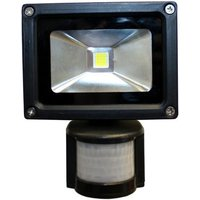 Click to view product details and reviews for Machine Mart Xtra Nightsearcher Ecostar 10w 100 240v Led Floodlight With Pir.