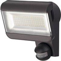 Brennenstuhl Brennenstuhl SH8005 Premium City 40W LED Spot Light with PIR  Black
