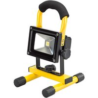 Machine Mart Xtra Draper Expert RWL10LEDB 10W 800 Lumen COB LED Rechargeable Worklamp
