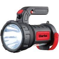 Clarke Clarke CWL2IN1 2 In 1 Spotlight Lantern